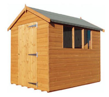 apex roof shed kilduff garden spaces